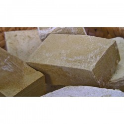 Alfalfa organic natural soap and shampoo bar