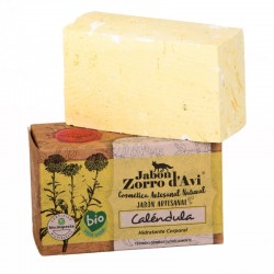 Marigold organic soap bar