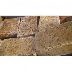 Seaweed organic soap bar