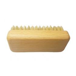 Brosse à ongles en soies naturelles