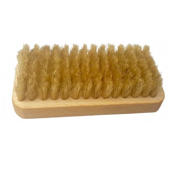 Cepillo de uñas de cerdas naturales
