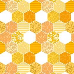 Emballage alimentaire en cire d'abeille et jojoba Moyen