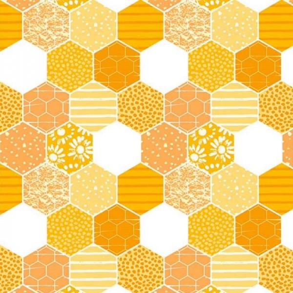 Emballage alimentaire en cire d'abeille et jojoba Petit Format