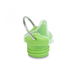 Green cap for kids Sippy kleen kanteen bottle