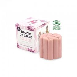 Organic cocoa butter bar