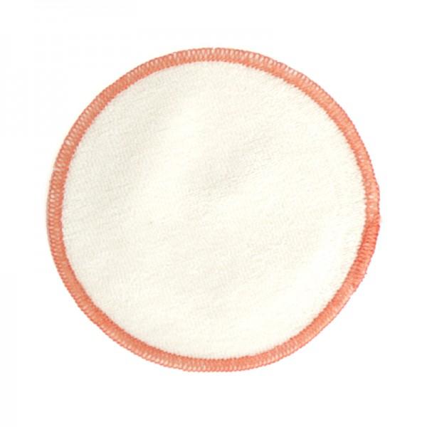Disque démaquillant réutilisable de coton bio