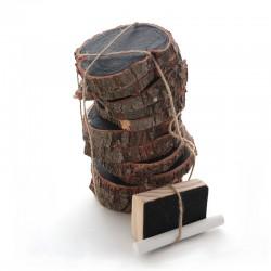 Mémory créatif en bois local