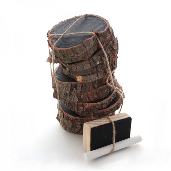 Memory creativo de madera local