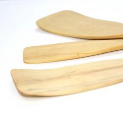 Spatule droite en bois de buis