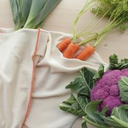 Bolsa de frutas y verduras para la nevera