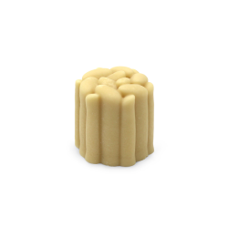 Beurre de cacao solide, bio à l'huile de baobab