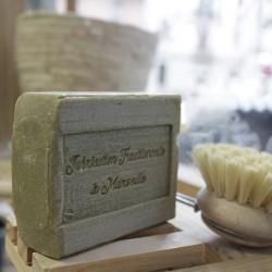 Jabón sólido para la vajilla con bicarbonato sódico ECOCERT