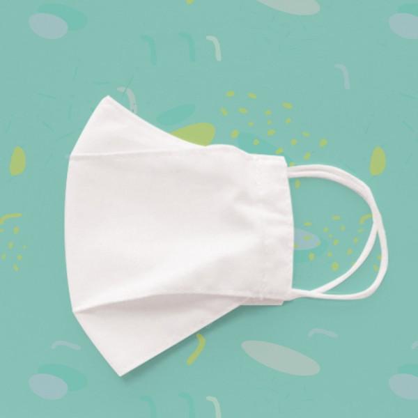 copy of Mascarilla higiénica lavable reutilizable de algodón