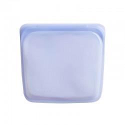 Reusable medium silicone storage bag