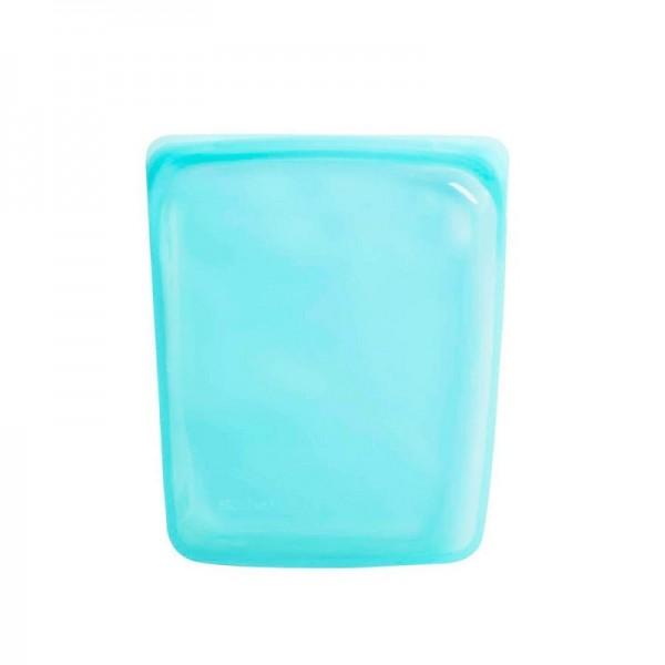 Grand sachet réutilisable en silicone