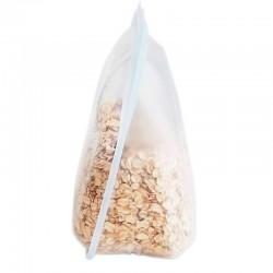Bolsa Stand Up de silicona para conservar los alimentos
