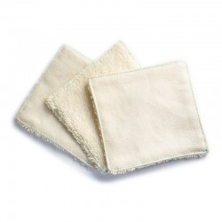 Washable wipes for baby changing