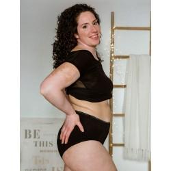 Culotte menstruelle Taille haute Anae