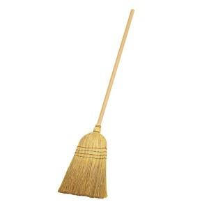 rice straw broom   redecker