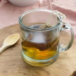 Reusable Organic Cotton & Hemp Tea Bag