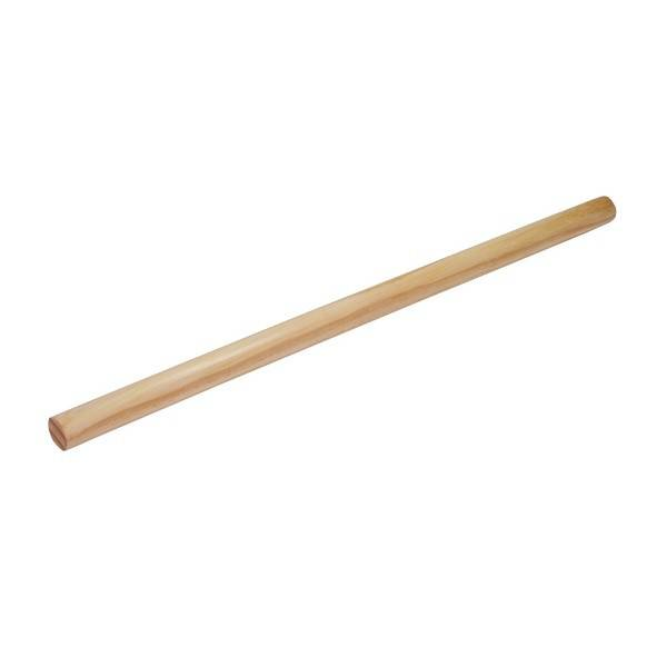 Palo de escoba de madera