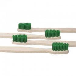 Cepillo de dientes de madera local Medium