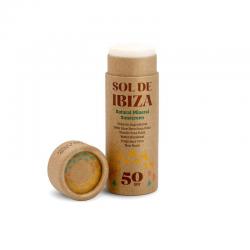 SOL DE IBIZA Mineral Sunscreen - SPF 50 - Stick 40 gr.