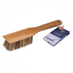 Cepillo de madera para jardinería