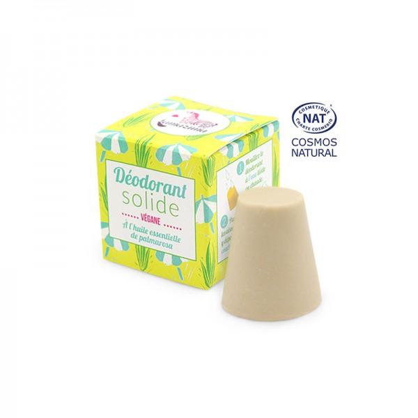 Desodorante natural en barra Palmarosa