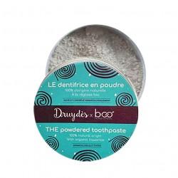 Pasta de dientes en Polvo Ecológica sabor Regaliz