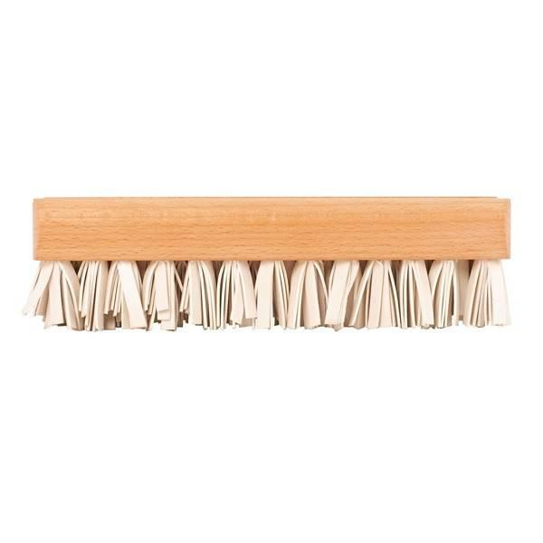 Cepillo de latex para quitar pelusas y pelos de animales