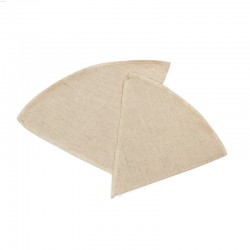 Reusable Recycled Cotton & Hemp Coffee Filter