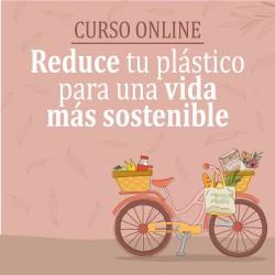 CURSO ONLINE Reducir tu consumo de plástico para una vida más sostenible