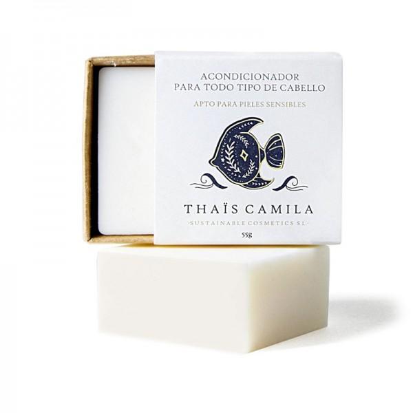 Après-shampoing solide bio Thaïs Camila