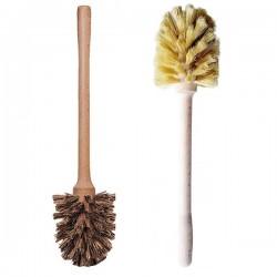 Escobilla de baño de fibras vegetales duras