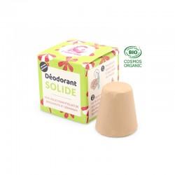 Desodorante sólido natural con Bergamota y Geranio