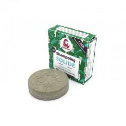 Champú sólido natural para cabello graso con Espirulina 70 gr.
