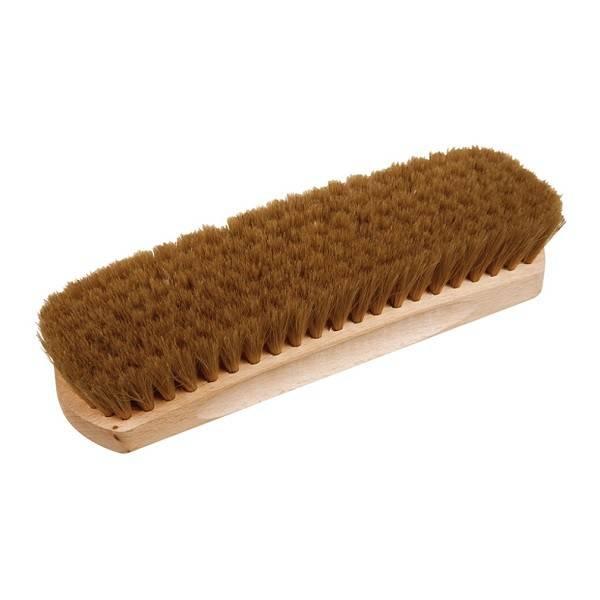 Cepillo abrillantador para zapatos, REDECKER, 19cm