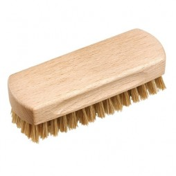 Shoe shine brush 12cm.