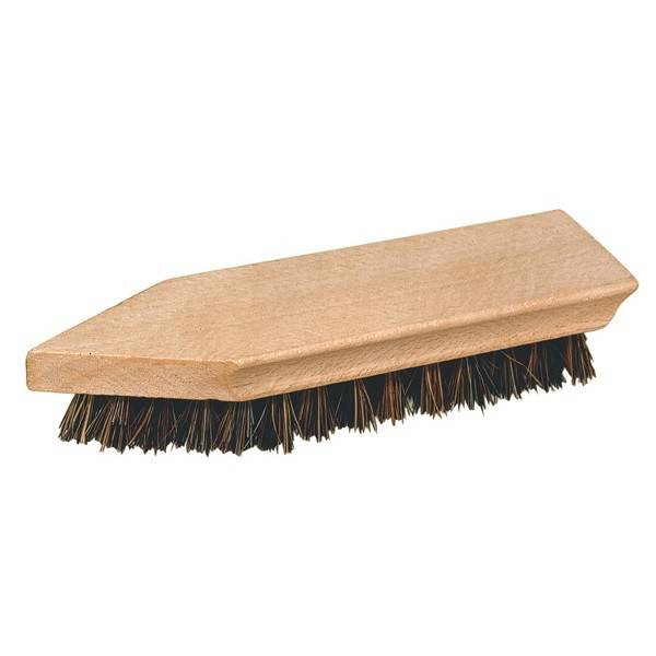 Brosse pointue pour nettoyer les chaussures