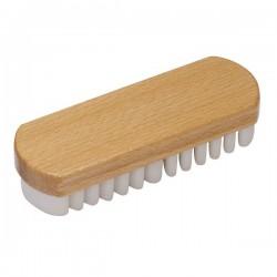 Suede-crepe brush 12 cm